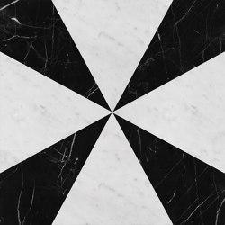 Atelier Petit Marbre Triangle | Natural stone tiles | Devon&Devon
