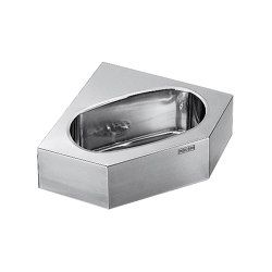 ANIMA Corner washbasin | Wash basins | Franke Water Systems