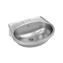 ANIMA Single washbasin | Wash basins | Franke Water Systems
