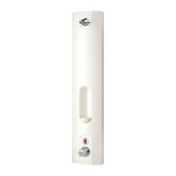 AQUACONTACT Shower panel | Shower controls | Franke Water Systems