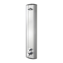 AQUALINE-Therm shower panel | Shower controls | Franke Water Systems