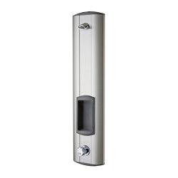 AQUAMIX Shower panel | Shower controls | Franke Water Systems
