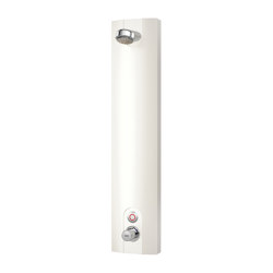 AQUATIMER - A3000 open shower panel | Shower controls | Franke Water Systems