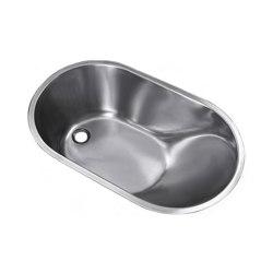 CAMPUS Baby bathtub | Bathtubs | Franke Water Systems