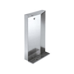 CAMPUS Urinal stand | Urinals | Franke Water Systems
