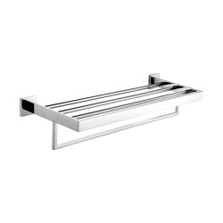 CUBUS Double towel rack | Towel rails | Franke Water Systems