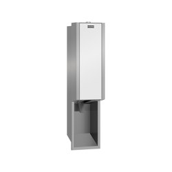 EXOS. Foam soap dispenser | Dosificadores de jabón | Franke Water Systems