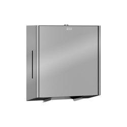 EXOS. Jumbo toilet roll holder | Paper roll holders | Franke Water Systems