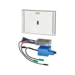 EXOS. WC cistern control | Grifería para WCs | Franke Water Systems