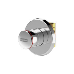 F3S Self-closing gate valve | Shower controls | Franke Water Systems