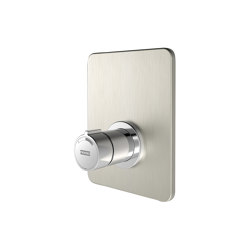 F3S-Mix self-closing in-wall mixer | Shower controls | Franke Water Systems