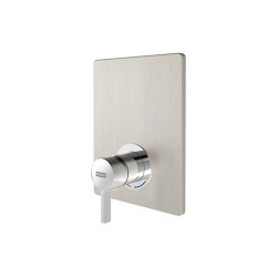 F5L-Mix single-lever in-wall mixer | Shower controls | Franke Water Systems