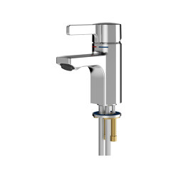 F5L-Mix single-lever pillar mixer | Wash basin taps | Franke Water Systems
