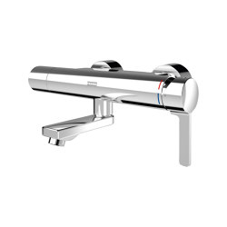 F5L-Mix single-lever wall-mounted mixer | Wash basin taps | Franke Water Systems