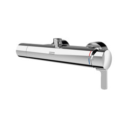 F5L-Mix single-lever wall-mounted mixer | Shower controls | Franke Water Systems