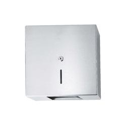 HEAVY-DUTY Jumbo toilet roll holder | Paper roll holders | Franke Water Systems