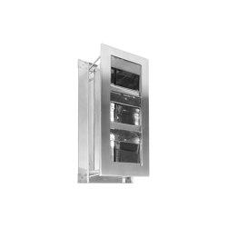 HEAVY-DUTY Toilet roll holder | Paper roll holders | Franke Water Systems