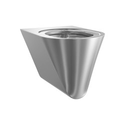 HEAVY-DUTY Wall hung WC pan | WC | Franke Water Systems