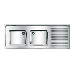 MAXIMA Commercial sink | Kitchen sinks | Franke Water Systems