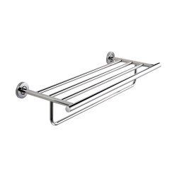 MEDIUS Double towel rack | Towel rails | Franke Water Systems