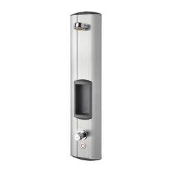 AQUATIMER - A3000 open open shower panel | Shower controls | Franke Water Systems