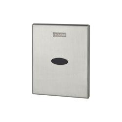 PROTRONIC FLUSH-S Electronic urinal flush valve | Flushes | Franke Water Systems
