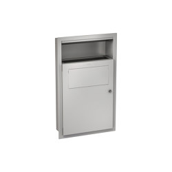 RODAN Hygiene waste bin | Bath waste bins | Franke Water Systems