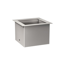 RODAN Waste disposal chute | Bath waste bins | Franke Water Systems