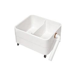 SIRIUS Sludge trap | Wash basins | Franke Water Systems