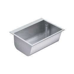 SIRIUS Washing trough | Wash basins | Franke Water Systems