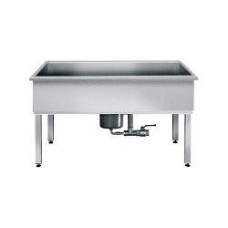 SIRIUS Workroom sink | Wash basins | Franke Water Systems