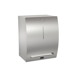 STRATOS Electronic Paper towel dispenser | Dispensadores de papel | Franke Water Systems