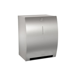 STRATOS Paper towel dispenser | Dispensadores de papel | Franke Water Systems