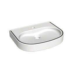 VARIUScare Single washbasin, barrier-free | Wash basins | Franke Water Systems