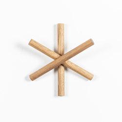 Logs New Coat Hanger | Single hooks | TON