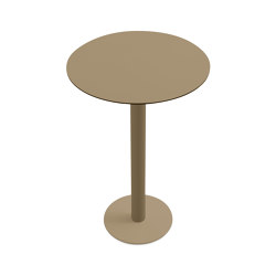 Mona Ø70 Bar Table | Tavoli alti | Diabla