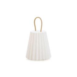 Plisy Portable Table Lamp | Outdoor table lights | Diabla