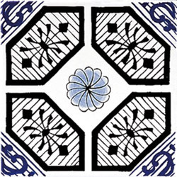 Classico Vietri Antica Napoli | Baldosas de cerámica | Ceramica Francesco De Maio