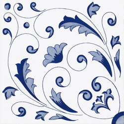 Classico Vietri Crestarella | Ceramic tiles | Ceramica Francesco De Maio