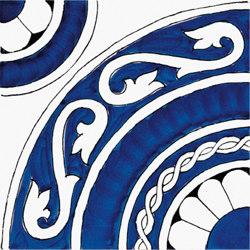 Classico Vietri Greca Blu | Keramik Fliesen | Ceramica Francesco De Maio