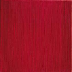 Pennellato a Mano Classico Rosso | Keramik Fliesen | Ceramica Francesco De Maio