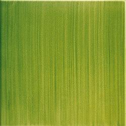 Pennellato a Mano Classico Verde Certosa | Baldosas de cerámica | Ceramica Francesco De Maio