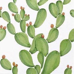 Verde Verticale Cactus | Baldosas de cerámica | Ceramica Francesco De Maio