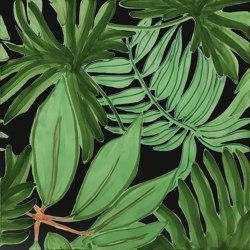 Verde Verticale Tropical Nero | Ceramic tiles | Ceramica Francesco De Maio