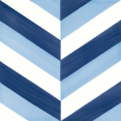 Blu Ponti Decoro Tipo 5 | Ceramic tiles | Ceramica Francesco De Maio