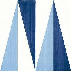 Blu Ponti Decoro Tipo 6 | Ceramic tiles | Ceramica Francesco De Maio