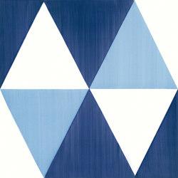 Blu Ponti Decoro Tipo 7 | Ceramic tiles | Ceramica Francesco De Maio