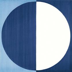 Blu Ponti Decoro Tipo 11 | Baldosas de cerámica | Ceramica Francesco De Maio