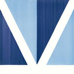 Blu Ponti Decoro Tipo 15 | Ceramic tiles | Ceramica Francesco De Maio