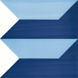 Blu Ponti Decoro Tipo 16 | Ceramic tiles | Ceramica Francesco De Maio